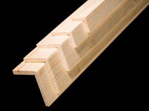 Colțare de lemn