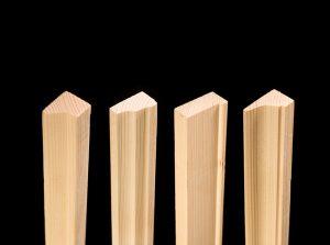 Plintă de lemn